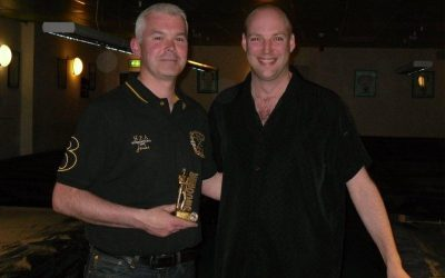 Snooker Final And Presentation Night 2011/2012