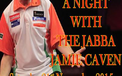 Jamie Caven at Pot Black