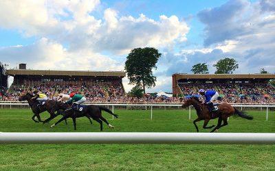 Newmarket Races