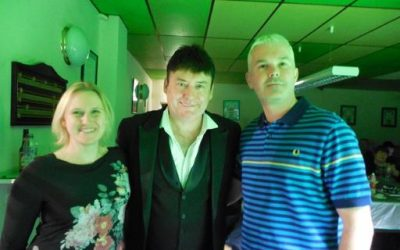 A Night with Jimmy White