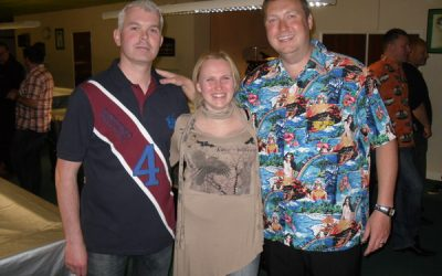 A Night With Wayne Mardle 2012