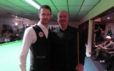 A night with Judd Trump 10th December 2016!!!