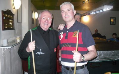 A Night With Dennis Taylor