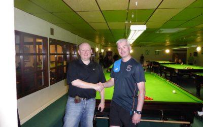 Suffolk Snooker Championship 2014